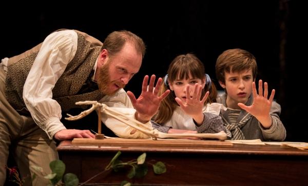 Andrew White, Caroline Heffernan, John Francis Babbo Photo