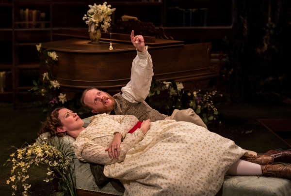 Photo Flash: Lookingglass Theatre's IN THE GARDEN World Premiere Opens Tonight
