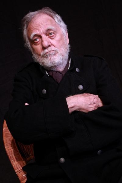 Charles Krohn as the eccentric Captain Shotover Photo