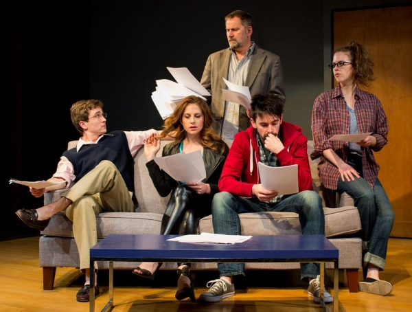 Photo Flash: Meet the Cast of SEMINAR at the Kitchen Theatre