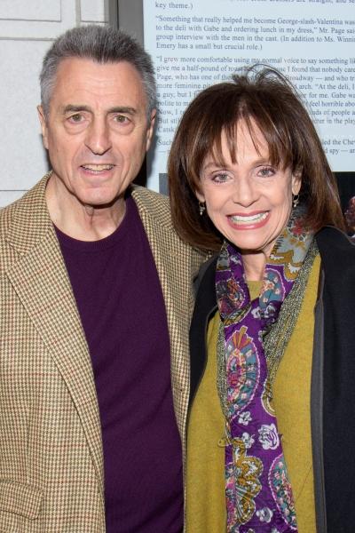 Tony Cacciotti, Valerie Harper