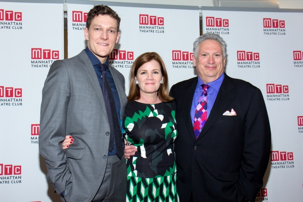 Gabriel Ebert, Mare Winningham, Harvey Fierstein