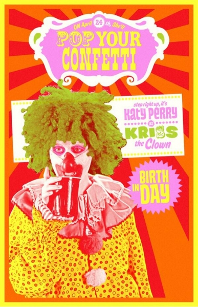 Katy Perry''s BIRTHDAY