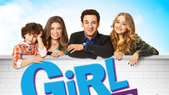 FIRST LOOK - Official Poster for Disney Channel's GIRL MEETS WORLD