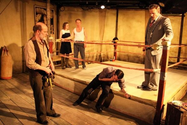 Photo Flash: Seanachai Theatre's LAY ME DOWN SOFTLY, Now Through 5/25