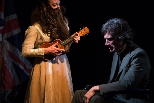 Photo Flash: First Look at Abyss Theatre's London Premiere of LUCIFER SAVED