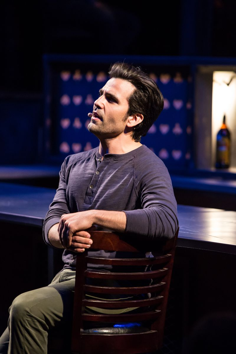 BWW Interview: TUTS Undergrounds' MURDER BALLAD Love Triangle Talks About the Show