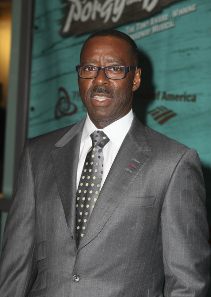 Actor Courtney B. Vance