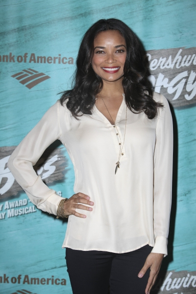 Actress Rochelle Aytes