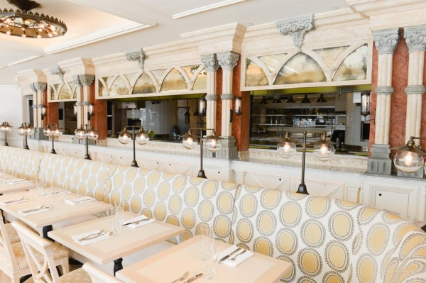 Photo Flash: NYC's Tavern on the Green Reopens to the Public