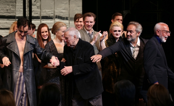 Photo Coverage: Michelle Williams, Alan Cumming and CABARET Cast Take Opening Night Bows!