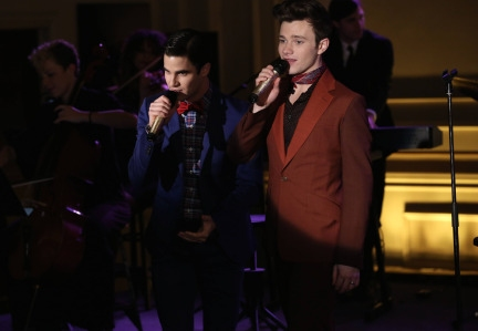 Photo Flash: Images, Rumored Song List (1D, Midler) for Next GLEE!