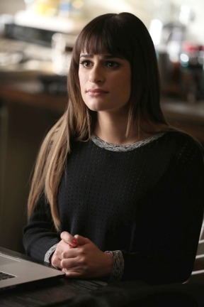 Lea Michele - ''Old Dog New Tricks''