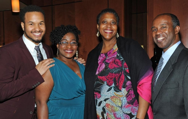 Photo Flash: Inside the Opening Night of A COFFIN IN EGYPT at The Wallis