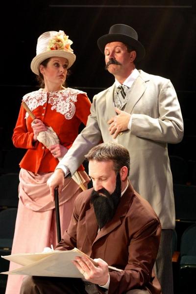 Kristie Ohlinger, Sean Young, Richard Bradberry Photo