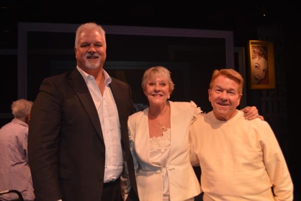 Preston Hagman, Heller Halliday and Danny Goggin Photo