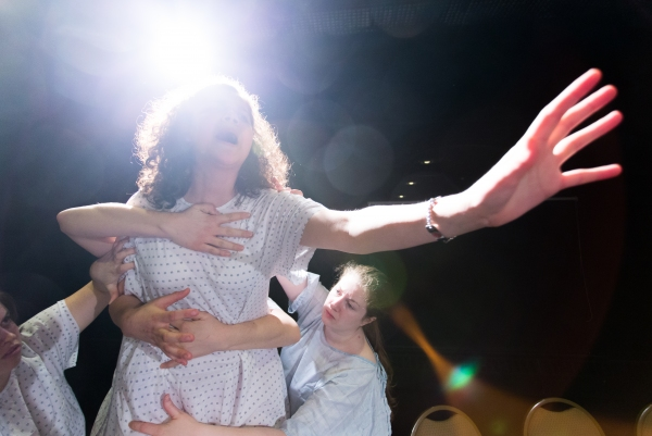 Photo Flash: First Look at OUT LOUD Theatre's THE MOST MASSIVE WOMAN WINS