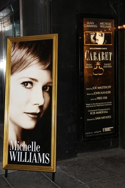Photo Coverage: On the Red Carpet for Opening Night of CABARET