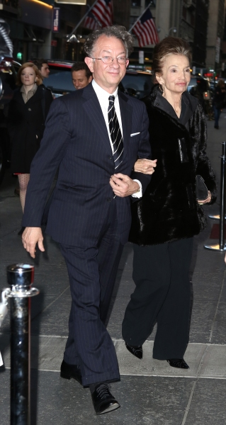 William Ivey Long and Lee Radziwell