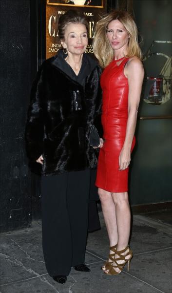 Lee Radziwell and Carole Radziwill  Photo