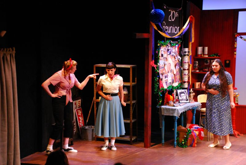 BWW Reviews: Wimberley Players Brings Professionalism, Humor, and Heart to COME BACK TO THE FIVE AND DIME