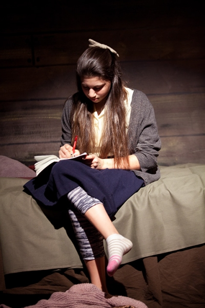 Photo Flash: First Look at Riverdale YM-YWHA's THE DIARY OF ANNE FRANK