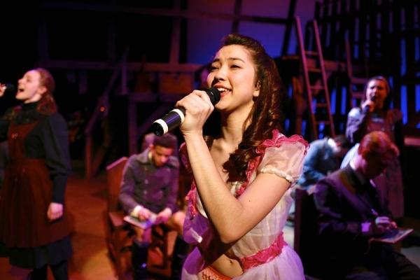 Photo Flash: First Look at SU Drama's SPRING AWAKENING, Opening Tonight