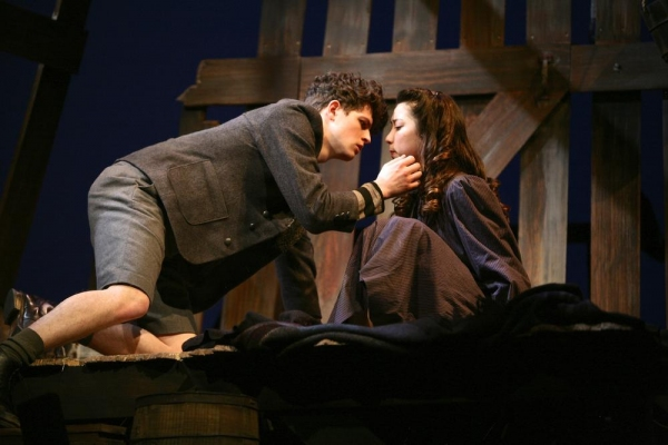 Photo Flash: First Look at SU Drama's SPRING AWAKENING, Opening Tonight