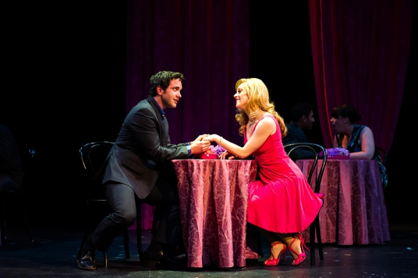 Patrick Cook as Warner Huntington III and Jayme Armstrong as Elle Woods