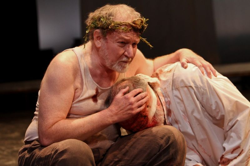BWW Reviews:  Seattle Shakes' KING LEAR Suffers Inconsistencies and Weak Choices
