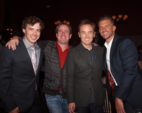 Photo Coverage: Ryan Black's 88's THE SONGS OF BOUBLIL & SCHONBERG, LES MIS SAIGON at  Don't Tell Mama