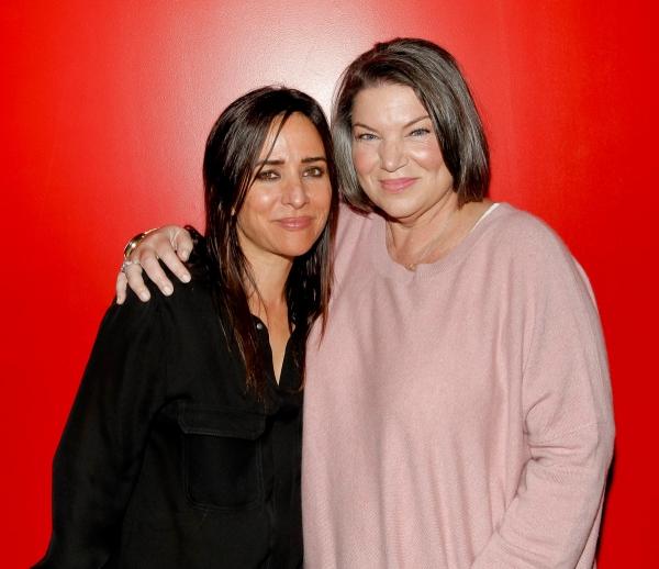 Pamela Adlon and Mindy Cohn