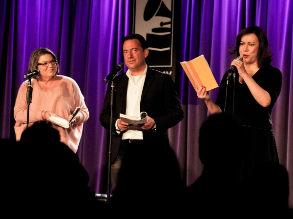 Photo Flash: The GRAMMY Museum's CELEBRITY AUTOBIOGRAPHY, Including Mindy Cohn, Pamela Adlon, and More!