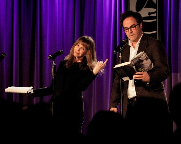 Laraine Newman and Roger Bart