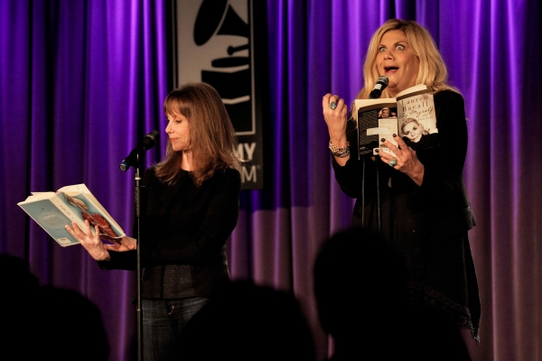 Laraine Newman and Kristen Johnston