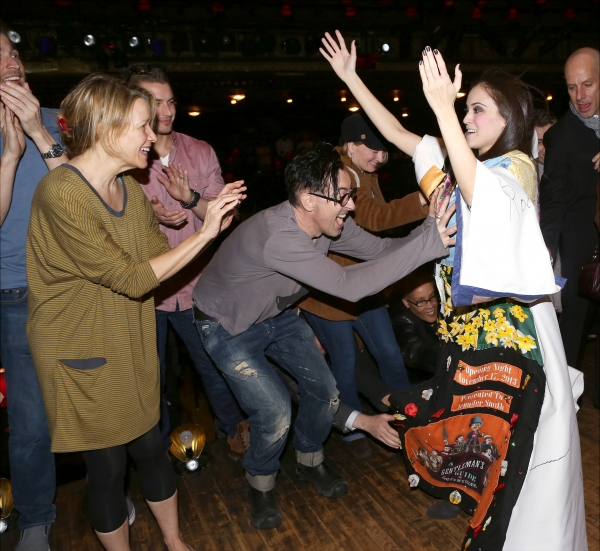 Exclusive Photo Coverage: Inside the CABARET Gypsy Robe Ceremony!