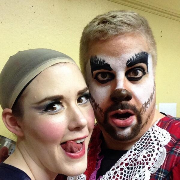 Photo Flash: Saturday Intermission Pics, 4/26, Part 2- AFTER MIDNIGHT Steals M&Ms, PIPPIN Introduces New Cast Member, and More!