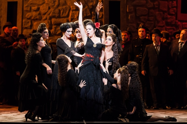 BWW Reviews: Houston Grand Opera's CARMEN is Sultry and Opulent