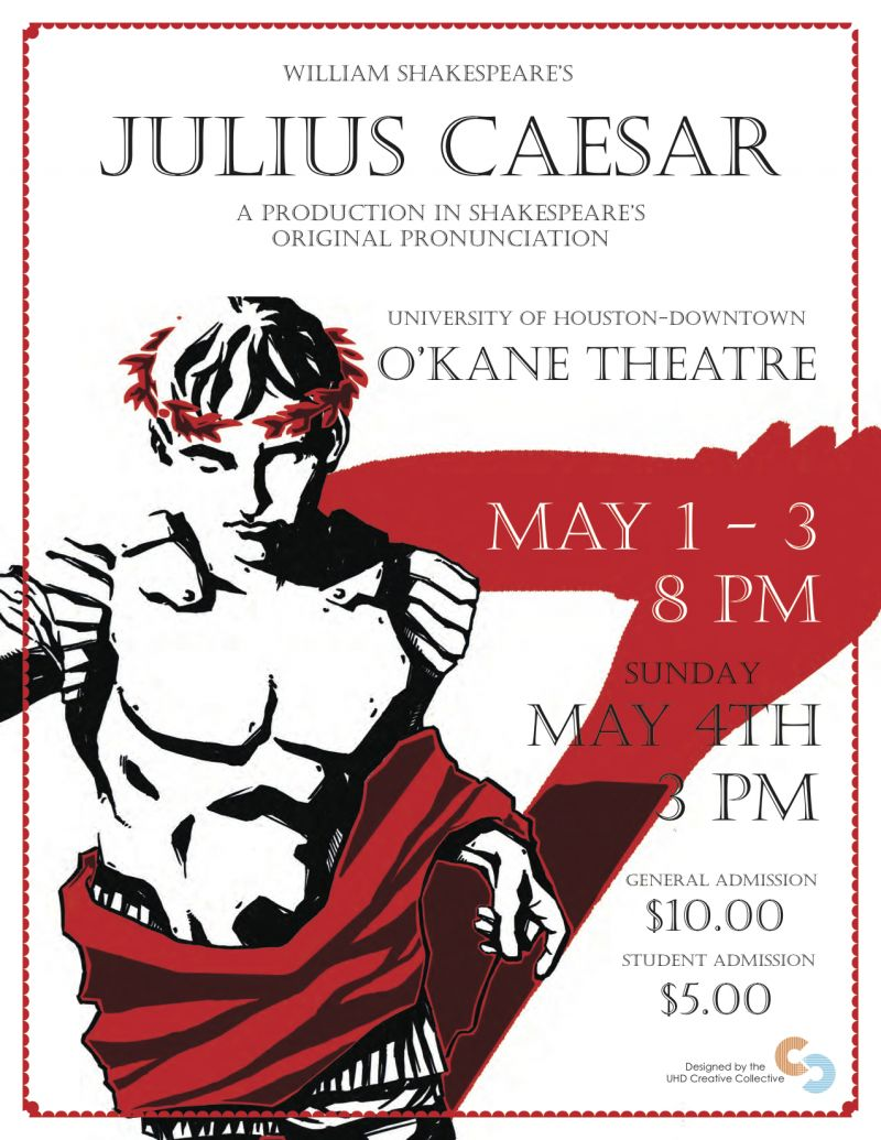 BWW Interviews: Kate Pogue and Luke Fedell Talk Original Pronunciation JULIUS CAESAR