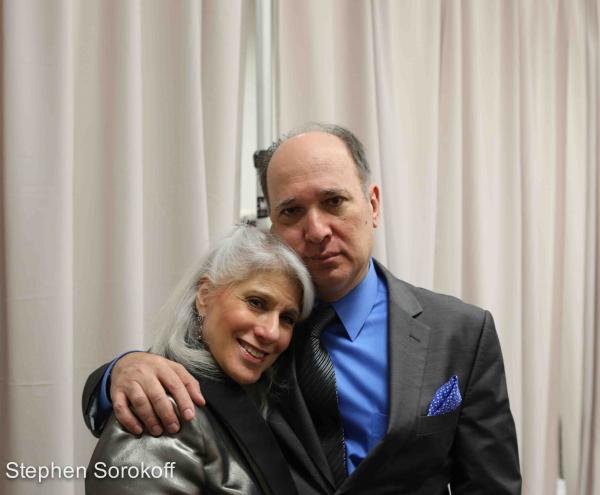 Jamie deRoy & Don Rebic Photo