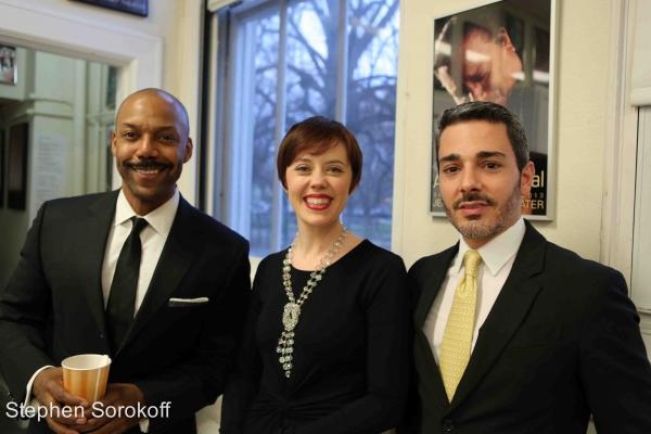 T. Oliver Reid, Carole C. Bufford, Eric Y. Garcia