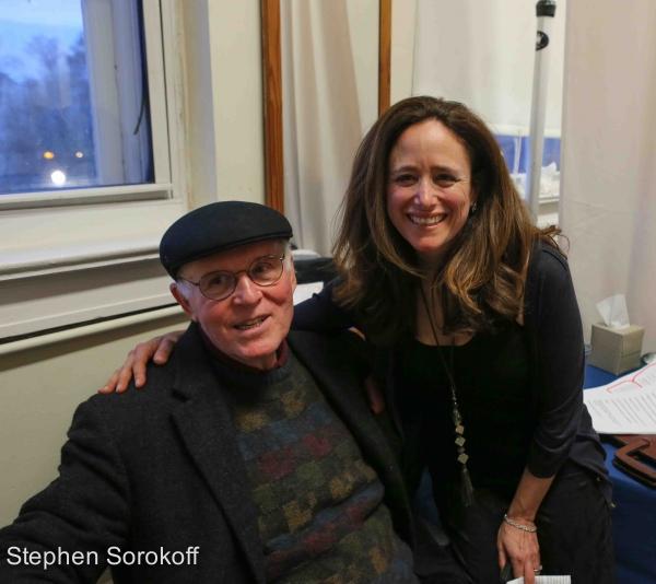 Charles Grodin & Caroline Sorokoff