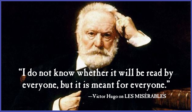 BWW Blog: 'Evolution of the Revolution' - Victor Hugo Inspiration