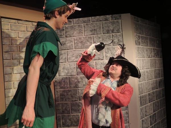 Photos: First Look - Disney's PETER PAN at Way Off Broadway