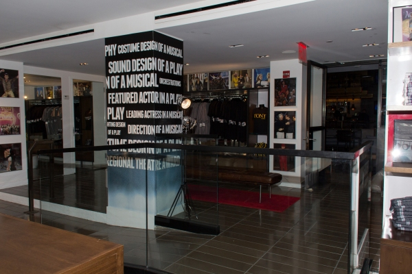 Photo Coverage: Sneak Peek Inside The Tony Awards Pop-Up Shop!