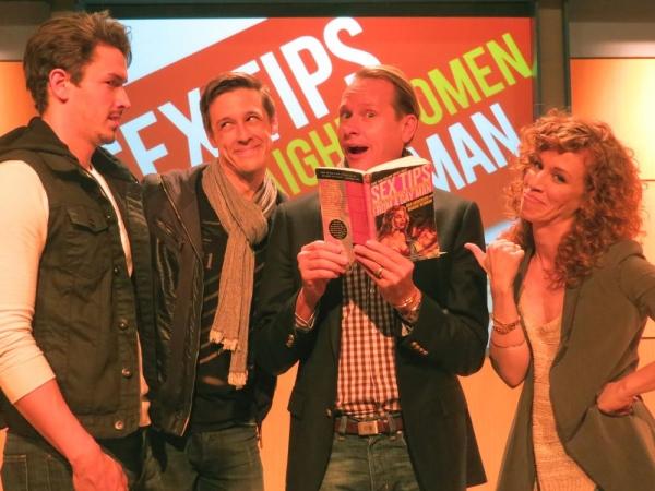 Andrew Brewer, Jason Michael Snow, Carson Kressley and Lindsay Nicole Chambers Photo
