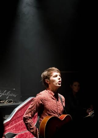 Alex James Ellison Photo