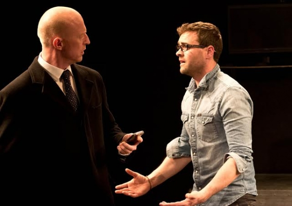 Photo Flash: First Look at From The Fog Productions' London Premiere of BEST OF FRIENDS