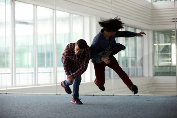 Photo Flash: In Rehearsal With Fuel Theatre's THE ROOF