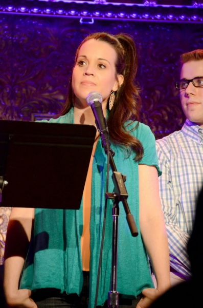 Photos: Amy Spanger, Jenna Leigh Green, Max Crumm, Nic Rouleau, Kate Rockwell and More in LIKE YOU LIKE IT at 54 Below